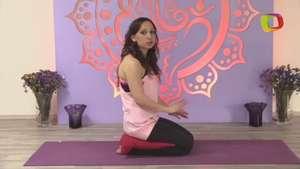 Alivia el dolor de rodillas con yoga Video: