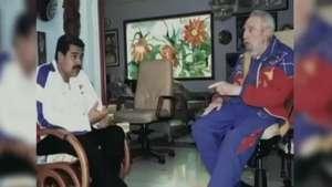 Cubavision Airs Images of Fidel Castro Video: