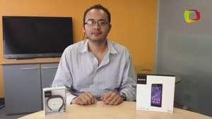 Smartband y Xperia M2 de Sony, la reseña Video: