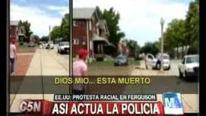 A sangre fría: así mata la policía en EEUU  Video: