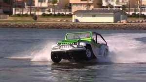 Video: Water Car Panther el anfibio deportivo Video: