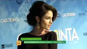 Eiza González opaca a Sara Maldonado Video:
