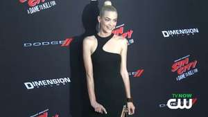 Jaime King's Kills The Red Carpet at the Sin City 2 Premiere Video: