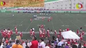 En juego de locura, Linces México vencen a Borregos Santa Fe Video: