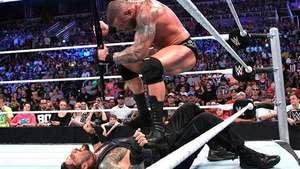 SmackDown: Orton se cuela en la fiesta de Reigns y The Miz Video: