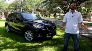 Video: Prueba Mazda CX-5 2015 Video: