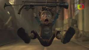 Isaac Hempstead-Wright combina animación y talento en 'The Boxtrolls' Video: