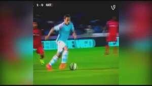 Fabián Orellana marca golazo por el Celta ante Getafe Video: