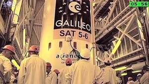 Investigarán fallido lanzamiento de los satélites de Galileo Video: