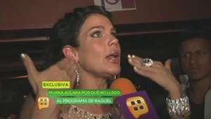 Niurka arremete contra Raquel Bigorra Video: