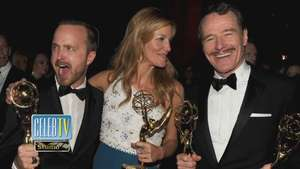 Breaking Bad Wins Big at The Emmys! Video: