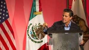 Peña Nieto defiende reforma migratoria en Estados Unidos Video: