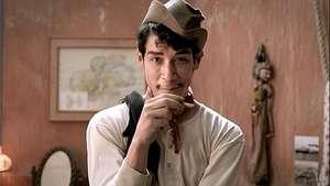 Cantinflas revive en la piel del actor español Óscar Jaenada Video:
