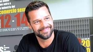 Ricky Martin quiere ser padre de una niña el próximo año Video: