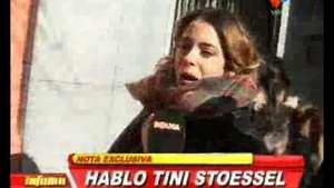 """Tini Stoessel: """"Lo peor de la fama es estar expuesta"""" Video:"""