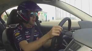 Sebastian Vettel, el primero en rodar en el circuito de Sochi Video: