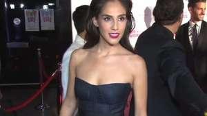 Sandra Echeverría no duda de su boda con Leo Video: