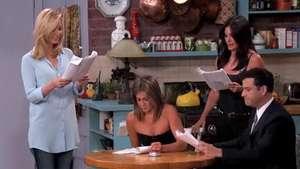 ¡Notable! Actrices de Friends graban nueva escena en TV Video: