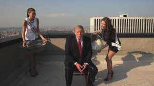 Donald Trump también se unió al reto Ice Bucket Challengue Video: