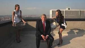 Donald Trump también se unió al reto Ice Bucket Challengue Video: