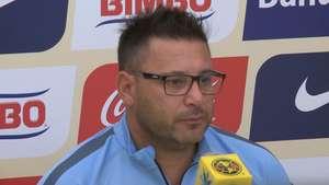Mohamed califica a su equipo como favorito ante Pumas Video: