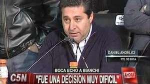 Boca echó a Bianchi por los malos resultados Video:
