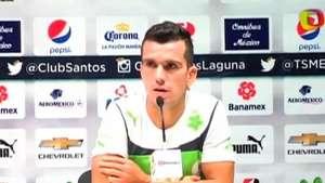Juan Pablo Rodríguez anhela meter gol 100 de su carrera ante Atlas Video: