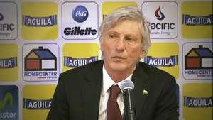 Pékerman y el desafío de seguir con la selección Colombia Video: