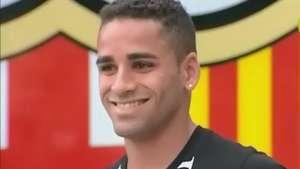 El brasileño Douglas Pereira llega al FC Barcelona Video: