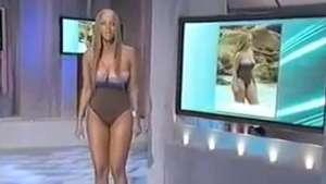 """Tyra Banks y su respuesta a quienes la llaman """"gorda"""" Video:"""