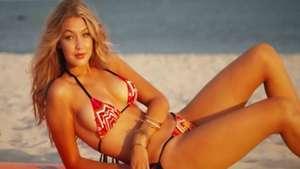 Gigi Hadid es la nueva musa de Sports Illustrated Video: