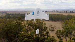 Google revela el prototipo de su drone para entregas Video: