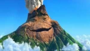 Pixar revela teaser que tiene a un volcán como protagonista Video: