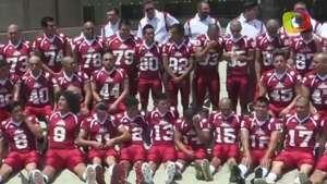 Águilas Blancas del IPN presentan a su equipo 2014 Video: