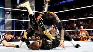 SmackDown: Stardust pierde ante Jimmy Uso y vuelve a a agredirle Video: