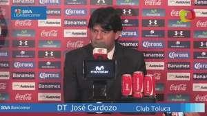 Jornada 7,  José Cardozo, Toluca 2-1 Veracruz, Apertura 2014 Video: