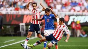 Jornada 7, Chivas 0-0 Cruz Azul, Liga Mx, Apertura 2014 Video: