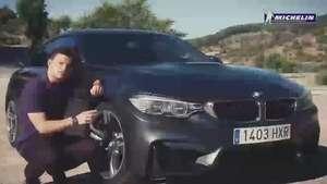 BMW M4, así se comporta un superdeportivo Video: