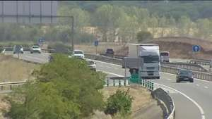 Cinco muertos en las carreteras en el fin de semana de la operación retorno Video: