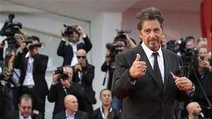 La resurrección de Al Pacino en Venecia Video: