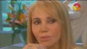 """Zulema Yoma a Mirtha: """"Carlos confirmó que fue un atentado"""" Video:"""