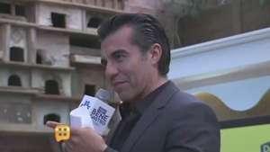 Adrián Uribe ya superó la ruptura con Marimar Vega Video: