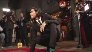 Premier de la película 'Cantinflas' en el Teatro Chino de L.A  Video: