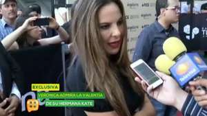 Kate del Castillo no tendría por qué salir del closet  Video: