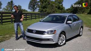 Video: Prueba Volkswagen Jetta 2015 Video: