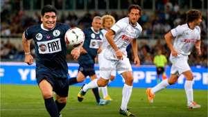 """Maradona no tiene paz: """"Icardi no tendría que haber jugado"""" Video:"""