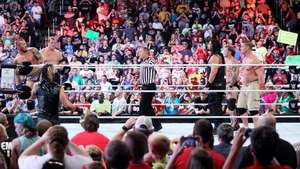RAW: John Cena se afianza en su estatus de aspirante al título de Lesnar Video: