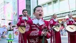 Realizan en México Festival Internacional de Mariachis Video: