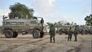 Estados Unidos bombardea el sur de Somalia Video:
