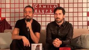 """""""Camila"""" habla de su último CD y su actual gira latinoamericana Video:"""